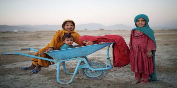 Αφγανιστάν: Ο ΟΗΕ προειδοποιεί ότι 1 εκατομμύριο παιδιά κινδυνεύουν με λιμοκτονία - Ειδήσεις Pancreta