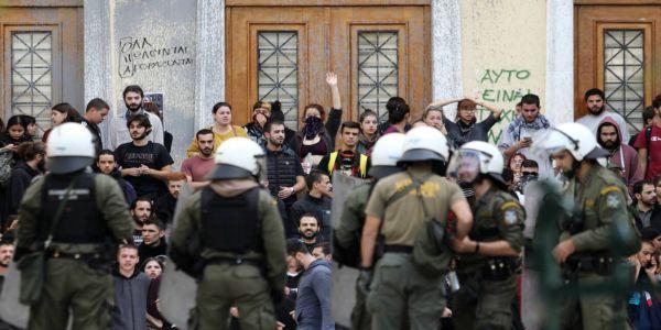Αλλάζουν όλα στα πανεπιστήμια: 1.000 αστυνομικοί στη φύλαξη - Νέος τρόπος εισαγωγής - Ειδήσεις Pancreta