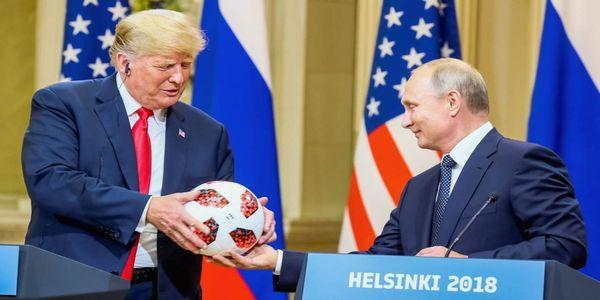 Έξαλλοι οι Αμερικάνοι με τον Τραμπ για την συνάντηση με Πούτιν - Μιλούν ακόμη και για εσχάτη προδοσία