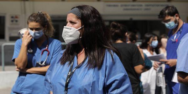 Κορωνοϊός: Σε 24ωρη πανελλαδική απεργία οι νοσοκομειακοί γιατροί την Πέμπτη - Ειδήσεις Pancreta