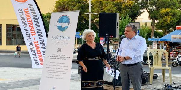 Στ. Αρναουτάκης: «Η Γυναικεία επιχειρηματικότητα είναι βασικός πυλώνας της οικονομίας της Κρήτης» - Ειδήσεις Pancreta