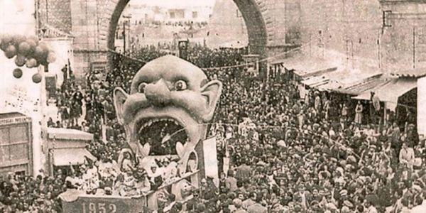 Καστρινό Καρναβάλι: μια ρετρό ανασκόπηση πασπαλισμένη με κομφετί και νοσταλγία - Ειδήσεις Pancreta