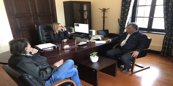 """Συνάντηση """"Ενεργών Πολιτών"""" στην Αποκεντρωμένη Διοίκηση"""