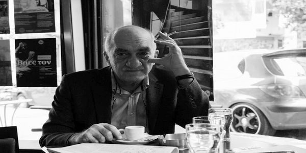 """Αχιλλέας Κυριακίδης: """"Δεν μπορεί να υπάρχει ρουτίνα στο γράψιμο"""""""