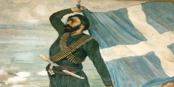 Σπύρος Καγιαλεδάκης (Καγιαλές): Ο κρητικός αγωνιστής που έκανε το κορμί του κοντάρι σημαίας - Ειδήσεις Pancreta