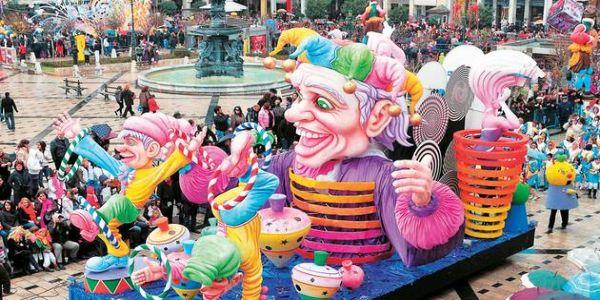 Ο Διόνυσος στους δρόμους του Καρναβαλιού - Ειδήσεις Pancreta