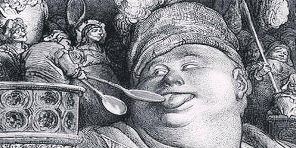 Η τροφή ως τρυφή - Ειδήσεις Pancreta