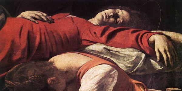Σιγά.. Η Παναγία κοιμάται