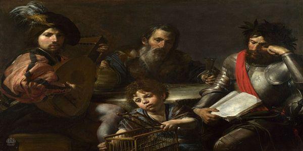 Οι τέσσερις ηλικίες του ανθρώπου | Pancreta Ειδήσεις