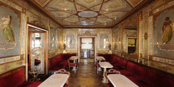Το Café Florian της Βενετίας - Ειδήσεις Pancreta