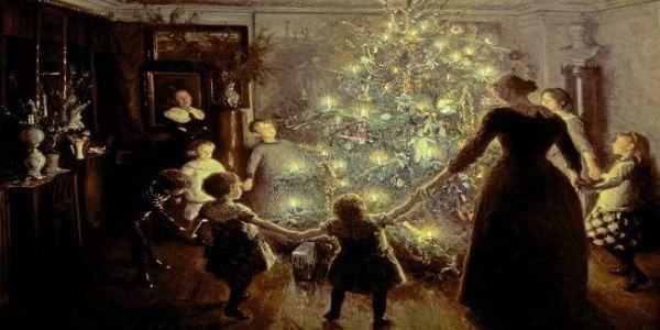 Χριστουγεννιάτικες στιγμές στην τέχνη - Ειδήσεις Pancreta