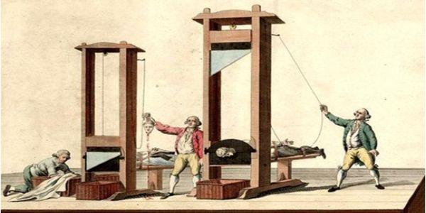 Δημόσιες εκτελέσεις στην Ευρώπη - Ειδήσεις Pancreta