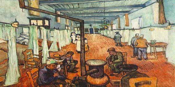Τέσσερα έργα του Βαν Γκογκ στο άσυλο Saint Paul του Saint Remy της Προβηγκίας - Ειδήσεις Pancreta