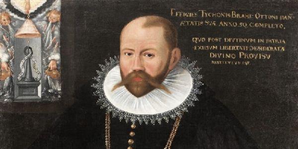 Ο εκκεντρικός αστρονόμος Τύχο Μπράχε και ο παράξενος θάνατός του - Ειδήσεις Pancreta
