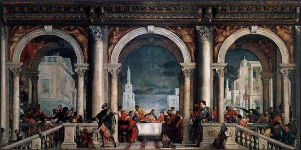 Η δίκη του Βερονέζε από την Ιερά Εξέταση για τον πίνακα Δείπνο στο σπίτι του Λευί - Ειδήσεις Pancreta