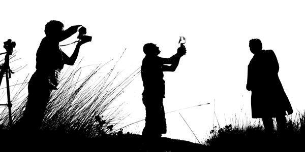 """Η σύμπραξη δύο φίλων Κρητικών για το video clip """"ΑΜΠΩΤΙΣ"""" (photos) - Ειδήσεις Pancreta"""