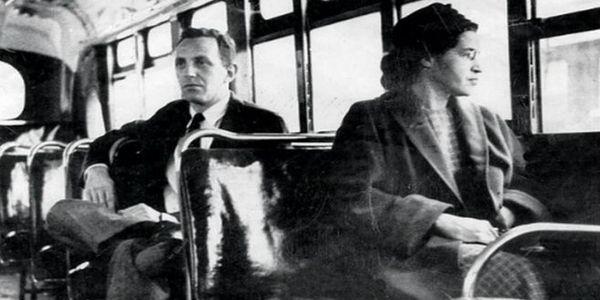 Ρόζα Παρκς, η μαύρη που αρνήθηκε να σηκωθεί, για να καθίσει λευκός   Pancreta Ειδήσεις