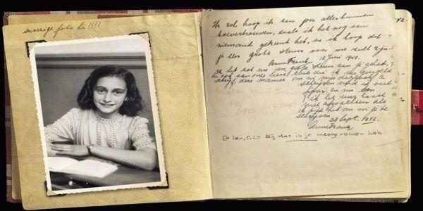 25 Ιουνίου 1947: Εκδίδεται το βιβλίο «Το ημερολόγιο της Άννας Φρανκ» - Ειδήσεις Pancreta