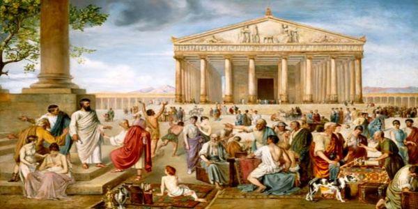 Ο Ναός της Αρτέμιδος της Εφέσου, ένα από επτά θαύματα του κόσμου! - Ειδήσεις Pancreta