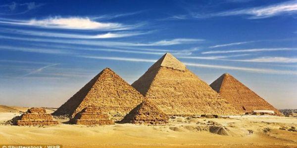 Η πυραμίδα του Χέοπα - Ειδήσεις Pancreta