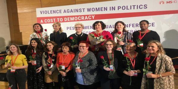 Επανεκλογή Ζ. Δημαδάμα στην Αντιπροεδρία Γυναικών του Ευρωπαϊκού Σοσιαλιστικού Κόμματος PES Women - Ειδήσεις Pancreta