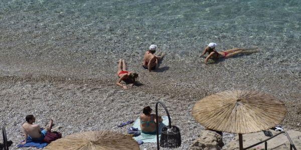 Καύσωνας Αυγούστου: Γιατί θα είναι ιστορικός - Ολοταχώς για ρεκόρ θερμοκρασίας όλων των εποχών - Ειδήσεις Pancreta