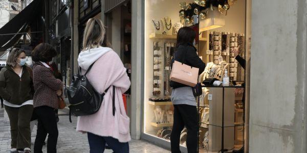 """""""Σήμα"""" Μητσοτάκη για click away και ψώνια για ρούχα με ραντεβού - Ειδήσεις Pancreta"""