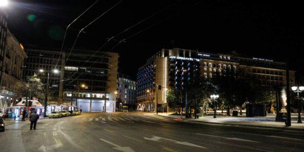 Από την Παρασκευή απαγόρευση κυκλοφορίας μετά τις 21:00 - Ειδήσεις Pancreta