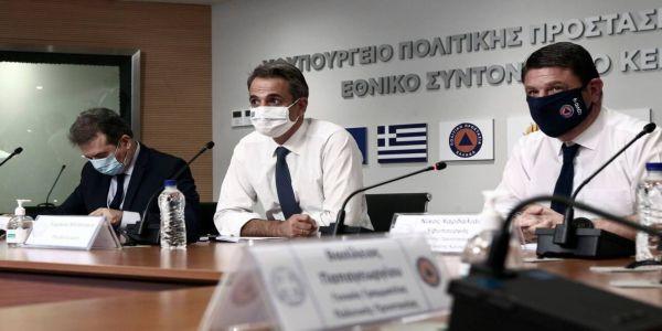 Μητσοτάκης: Νέα μέτρα κατά του κορωνοϊού εντός της ημέρας