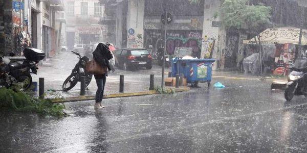 Ξεκινά η κακοκαιρία από σήμερα και στην Κρήτη - Βροχές και χαλαζοπτώσεις - Ειδήσεις Pancreta