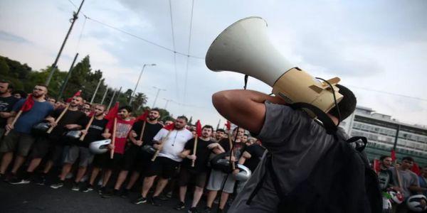Σοβαρές αντιρρήσεις και από τον Δικηγορικό Σύλλογο Αθηνών στο νομοσχέδιο περιστολής του δικαιώματος του συνέρχεσθαι - Ειδήσεις Pancreta