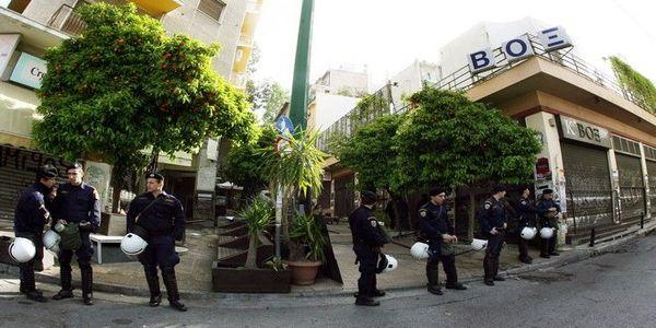 Απαγορεύεται η διαδήλωση των αστυνομικών στα Εξάρχεια