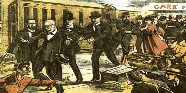 Τα Ιουλιανά (1920). Η απόπειρα δολοφονίας του Ελευθερίου Βενιζέλου - Ειδήσεις Pancreta