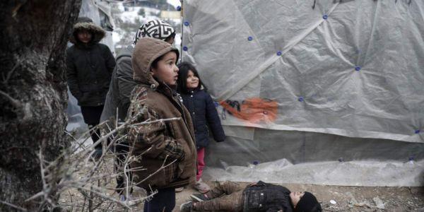 Γιατροί χωρίς Σύνορα: Παιδιά με αυτισμό, επιληψία, διαβήτη αβοήθητα στη Μόρια