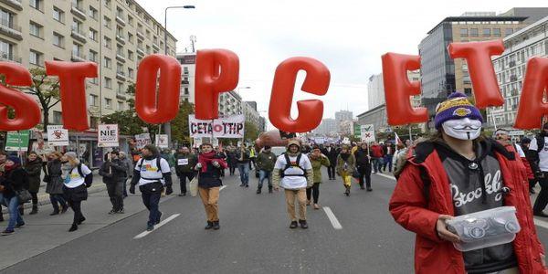 «Όχι» της Βαλονίας στο τελεσίγραφο της Ε.Ε. για τη CETA