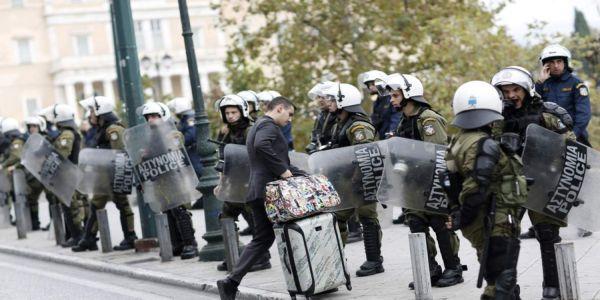 Επέτειος Γρηγορόπουλου: «Άβατο» το κέντρο της Αθήνας
