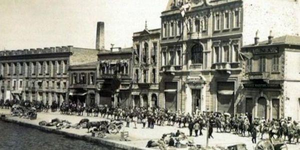 Ενα χαμένο άγνωστο φιλμ, Πρόσφυγες του 1922, Σμύρνη - Ειδήσεις Pancreta
