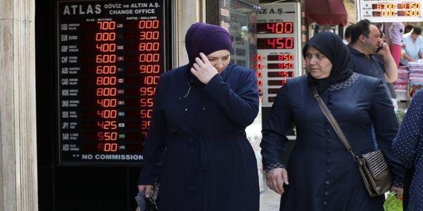 """Σκάει η φούσκα του """"οικονομικού θαύματος"""" Ερντογάν;"""