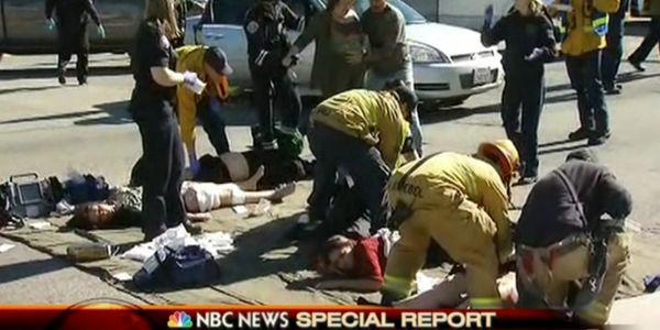 Μακελειό στην Καλιφόρνια -Νεκροί και τραυματίες - Ειδήσεις Pancreta