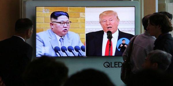 Ο Τράμπ ακύρωσε τη σύνοδο κορυφής με τον Κιμ