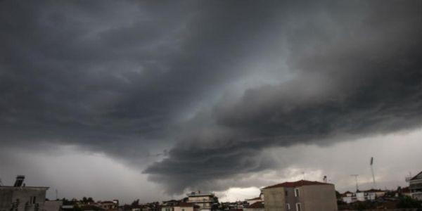 Ισχυρές βροχές και καταιγίδες φέρνει η «Βικτώρια» και στην Κρήτη