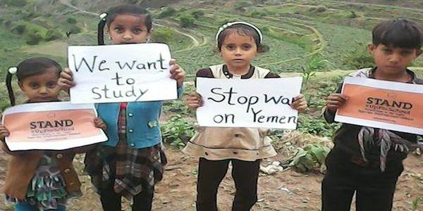 Unicef: Πάνω από 5.000 παιδιά έχουν σκοτωθεί στον πόλεμο της Υεμένης