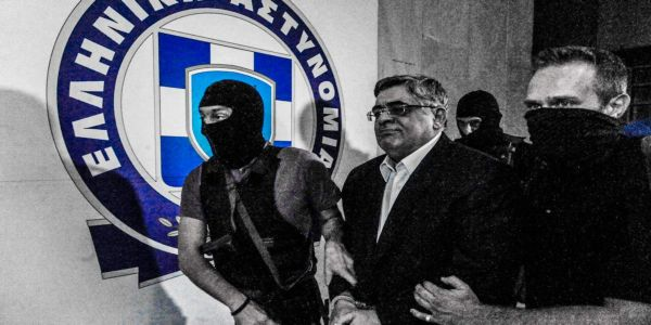 Στη φυλακή ο Μιχαλολιάκος και η ηγετική ομάδα της ναζιστικής εγκληματικής Χρυσής Αυγής