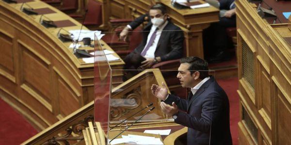 Βουλή: Το πρόστιμο, το λιανεμπόριο, τα επιχειρήματα Μητσοτάκη - Τσίπρα - Ειδήσεις Pancreta