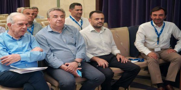 Στ. Αρναουτάκης: «Τα λιμάνια μπορούν να δώσουν σημαντική ανάπτυξη στην Κρήτη και θέσεις απασχόλησης» - Ειδήσεις Pancreta