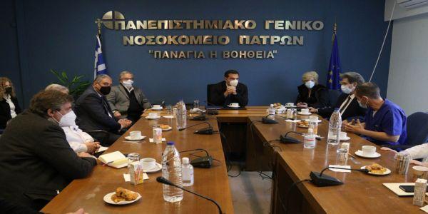 «Διαγραφή μέρους των χρεών» στο τραπέζι από τον Τσίπρα - Ειδήσεις Pancreta