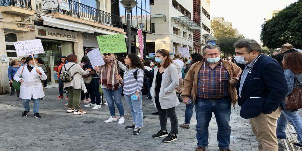 Ν.Ηγουμενίδης: Δεν μπορεί άλλο η ηγεσία του Υπουργείου Υγείας να ρίχνει λευκή πετσέτα στη δημόσια υγεία | Pancreta Ειδήσεις