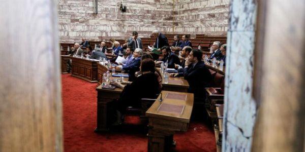 Κλίμα έντασης στην επιτροπή Αναθεώρησης του Συντάγματος - Ειδήσεις Pancreta