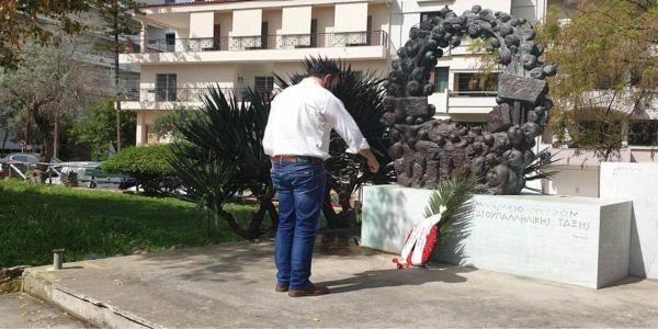 Εργατική Πρωτομαγιά: Τιμήθηκε στην Κρήτη η ημέρα θυσίας - Ειδήσεις Pancreta