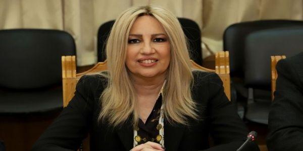 Φώφη Γεννηματά: Δεν θα είμαι υποψήφια για την ηγεσία του ΚΙΝΑΛ - «Προτεραιότητα η ζωή μου» - Ειδήσεις Pancreta